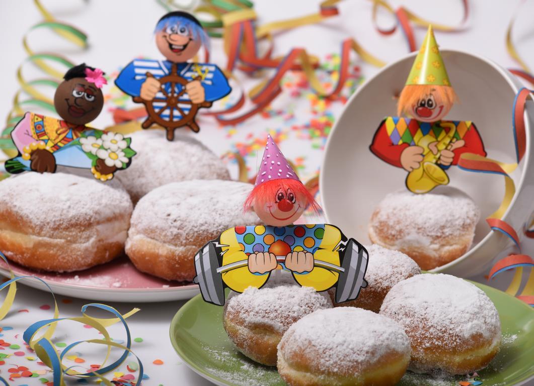 Karnevalszeit, Fasching